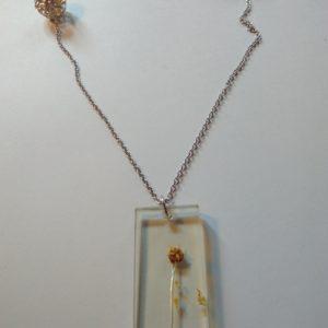 PF61 - 35€ - Pendentif Fleurs